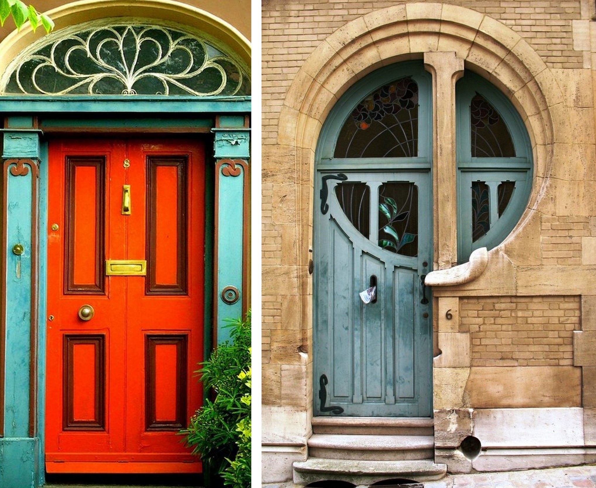 20 amazing photos of front doors portraits interior
