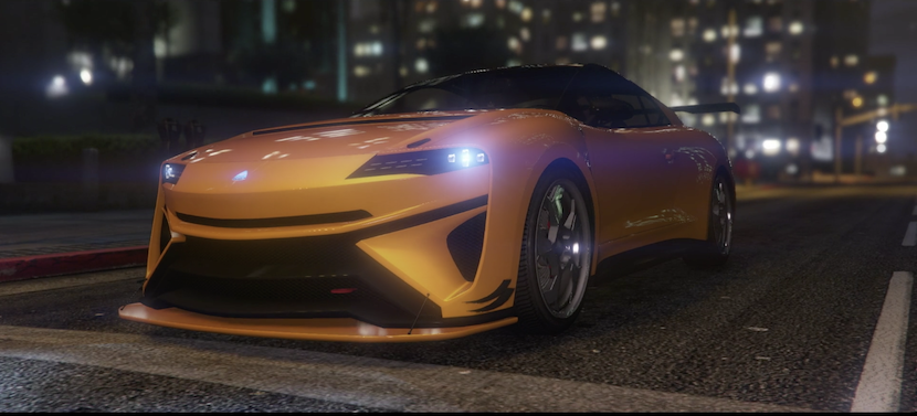 GTA Online's Latest Update Offers a Sweet New Ride and