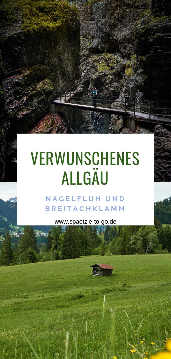 Ausflugstipps Und Traumwanderung Rund Um Oberstdorf Und Die