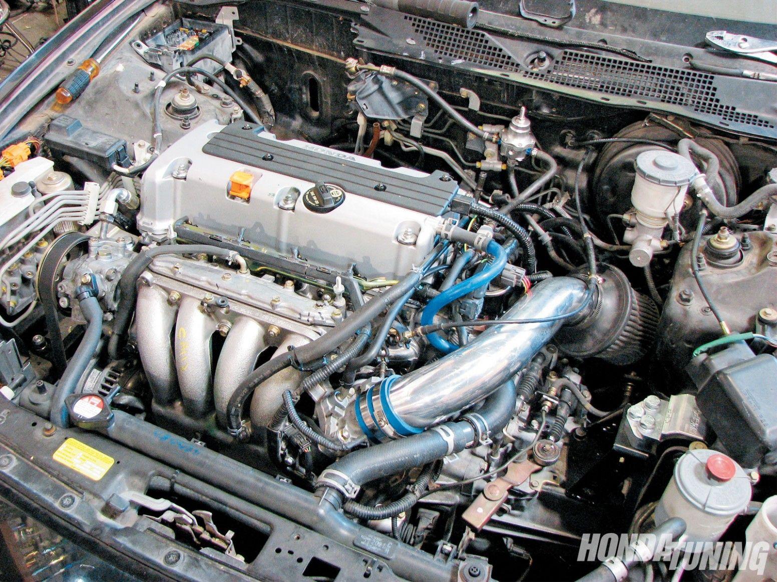 Honda Engine Diagram Accord Kit Di 2020