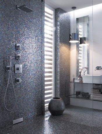 how to install tile in a bathroom create a luxurious feel with a glass screen kitchen 26129