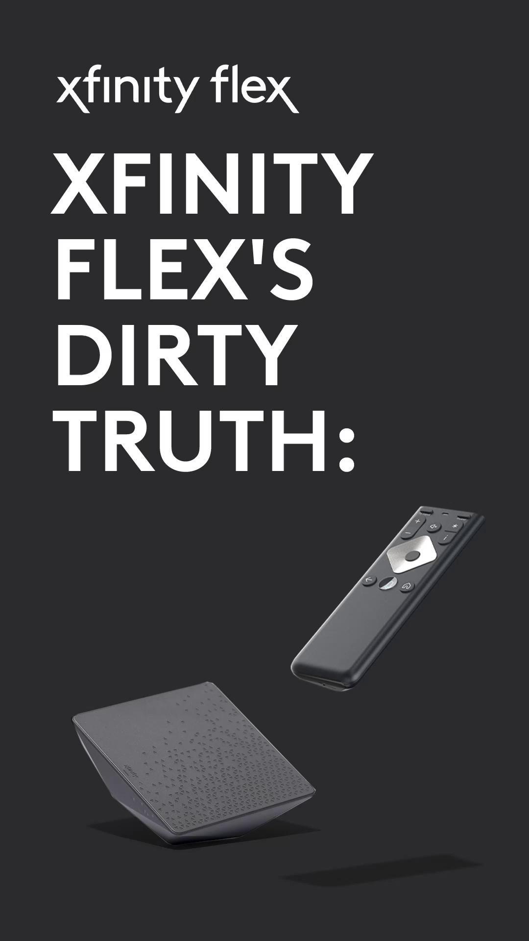 SHOCKING Exposé of Xfinity Flex