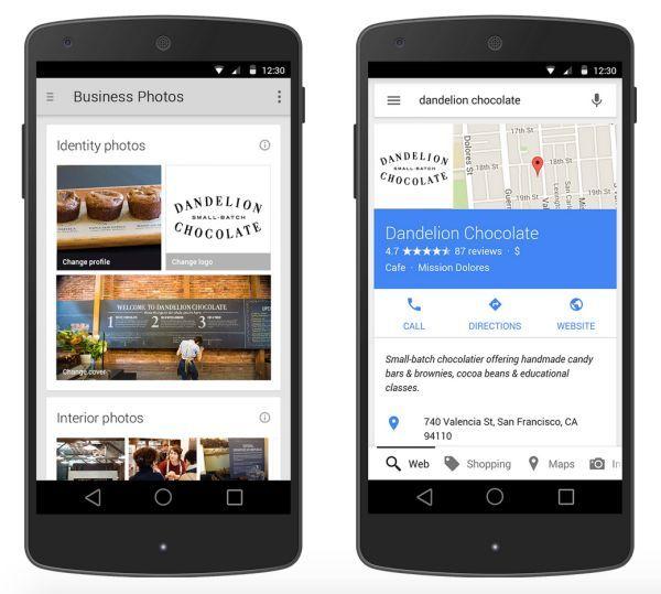 Google My Business facilitará a los negocios seleccionar las mejores imágenes que las representen