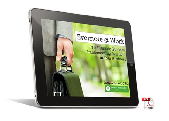 Evernote at Work The Ultimate Guide to Implementing