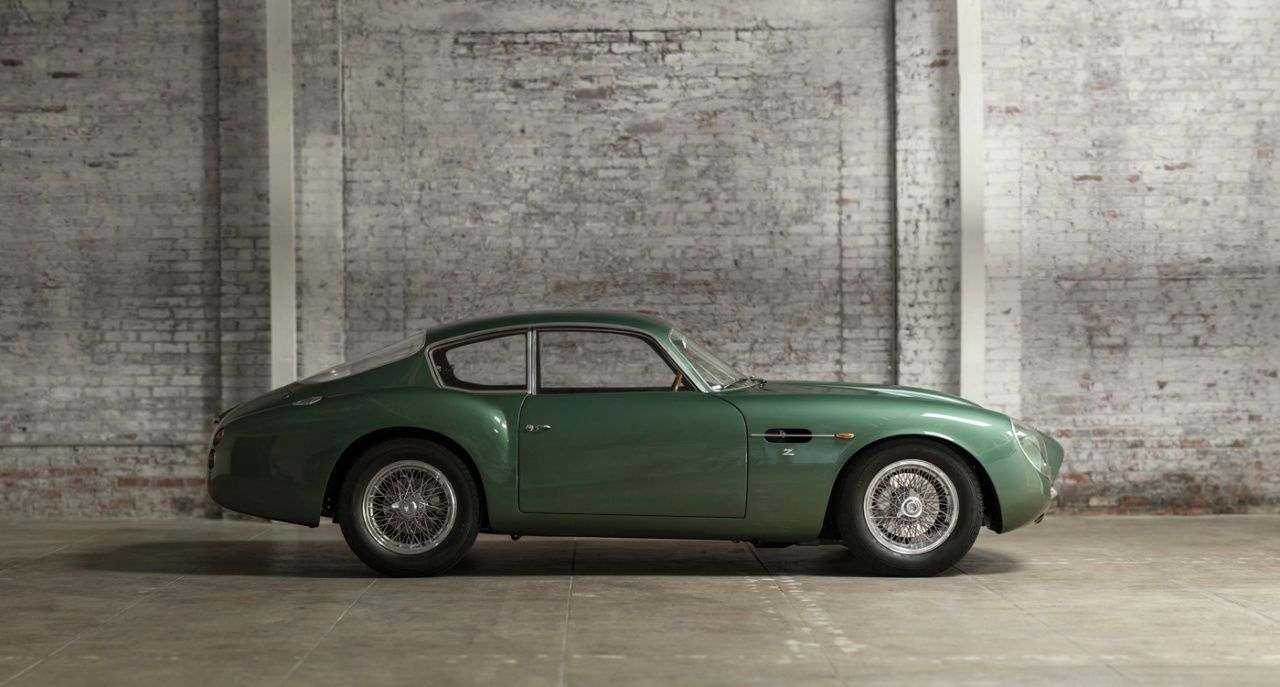 James Bond Can Only Dream Of This Aston Martin Db4 Gt Zagato Aston Martin Db4 Aston Martin Cars Aston Martin
