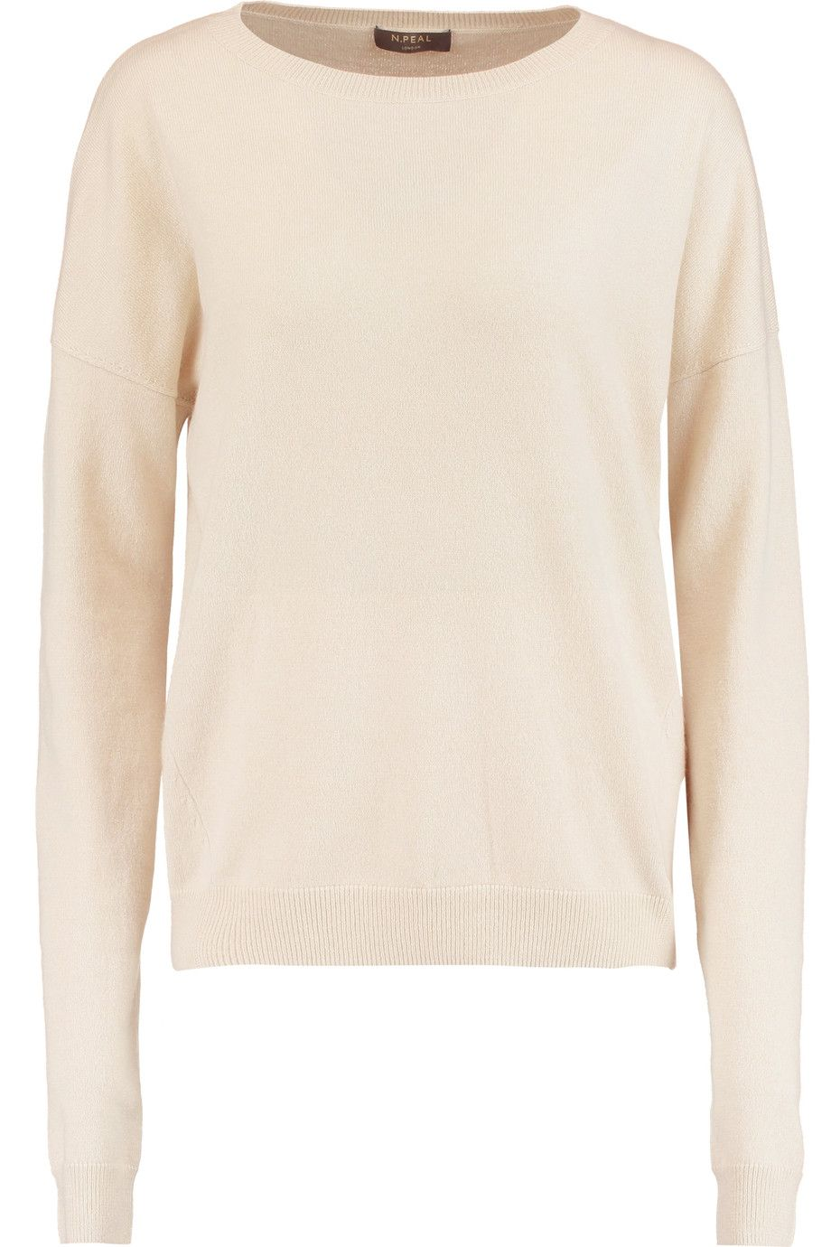 Shop on-sale N.Peal Cashmere Cashmere sweater. Browse other ...