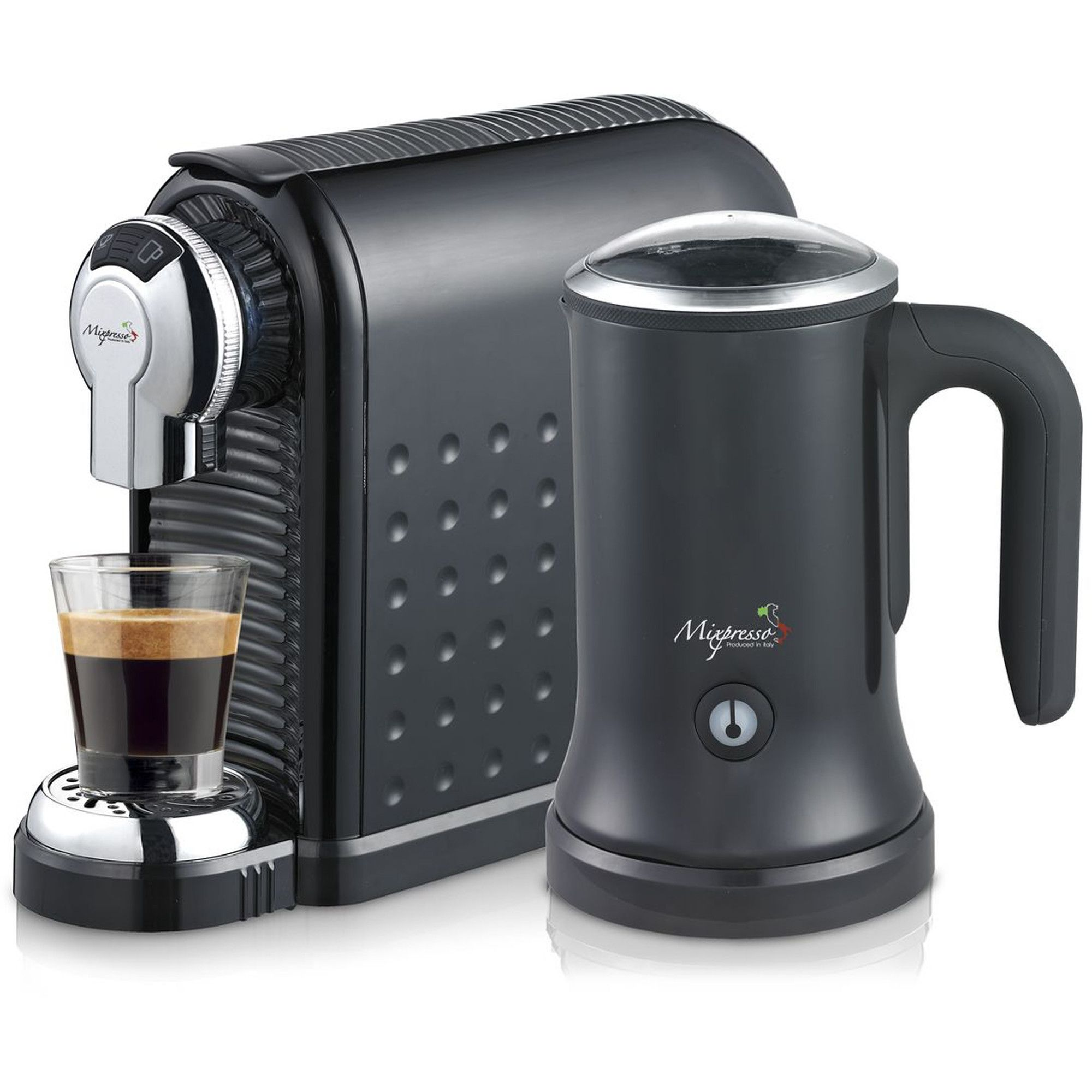 Milan Milk Frother and Coffee/Espresso Maker Cappuccino