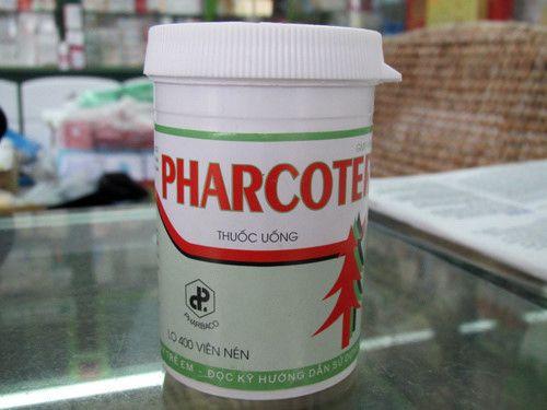 Thuốc Pharcoter Là Thuốc Có Tác Dụng Điều Trị Các Bệnh Ở Đường Hô Hấp,