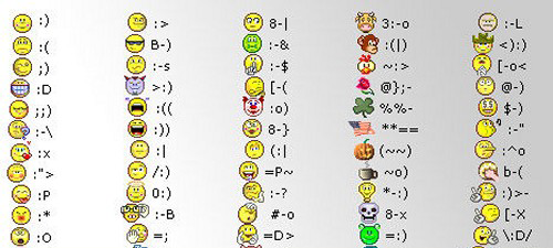 30 Download New Emoticons For Skype Pic Gang Keyboard Symbols Emoticons Text Facebook Emoticons