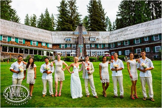 A Lake Quinault Lodge Wedding Photo Selected For Wallflower Photography S Best Portraiture Of 2017