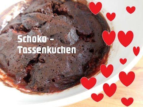 How To Find Schoko Tassenkuchen In 2 Minuten Mikrowelle