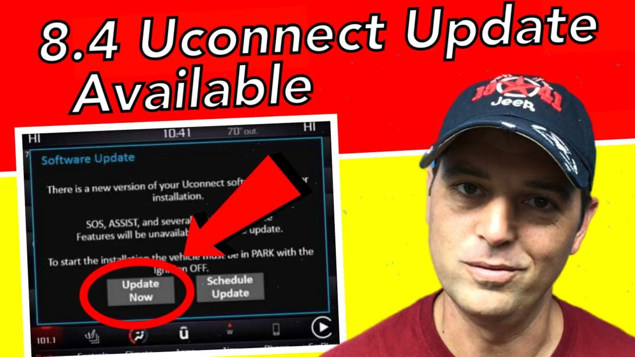 Uconnect Update