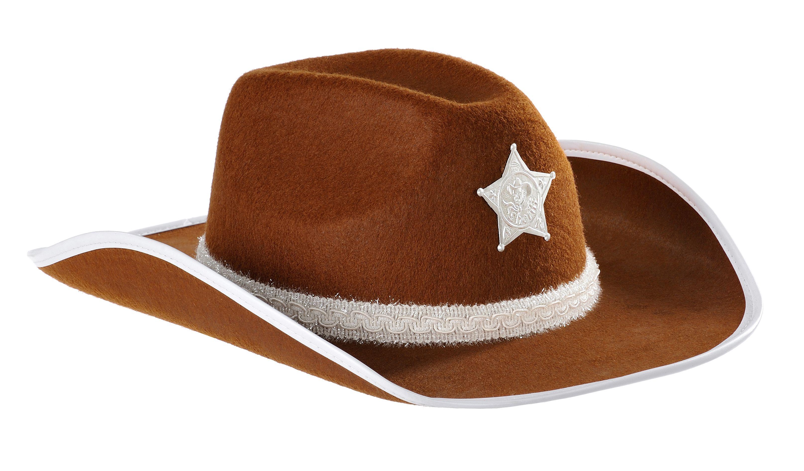 Sombrero de fieltro de vaquero del oeste infantil 9b390072eac
