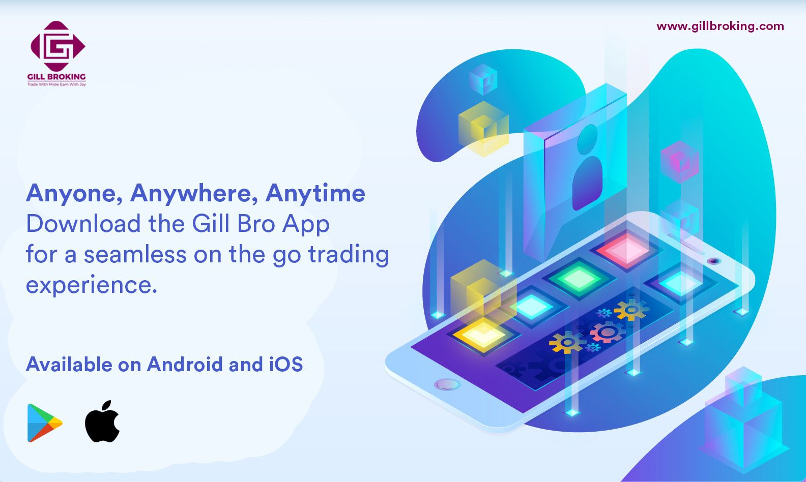 Install Free Mobile Trading App Trade in the online