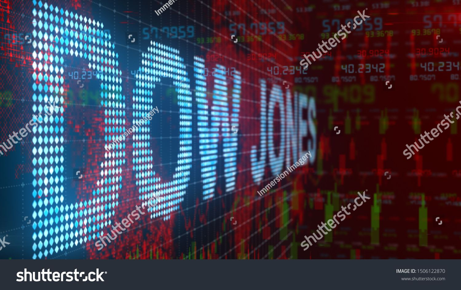 New York Usa September 2019 Dow Jones Industrial Average Stock Market Index Title Motion Graphic Conc In 2020 Dow Dow Jones Industrial Average Image Illustration