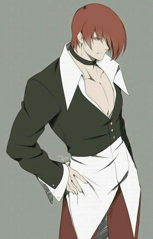 Iori Yagami The King Of Fighters Kof Yuri Kof Snk King Of Fighters