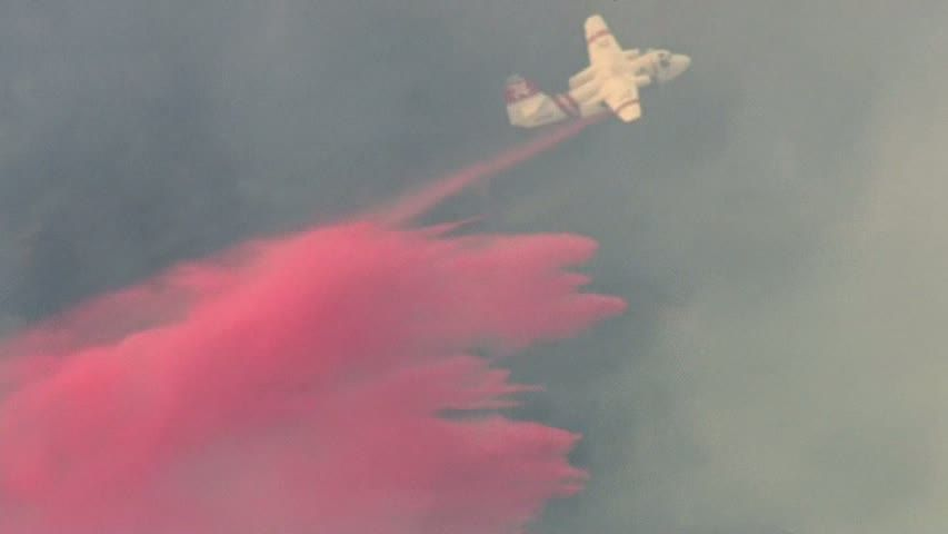 Calif. wildfire threatens thousands of homes - kcentv.com - KCEN HD - Waco, Temple, and Killeen