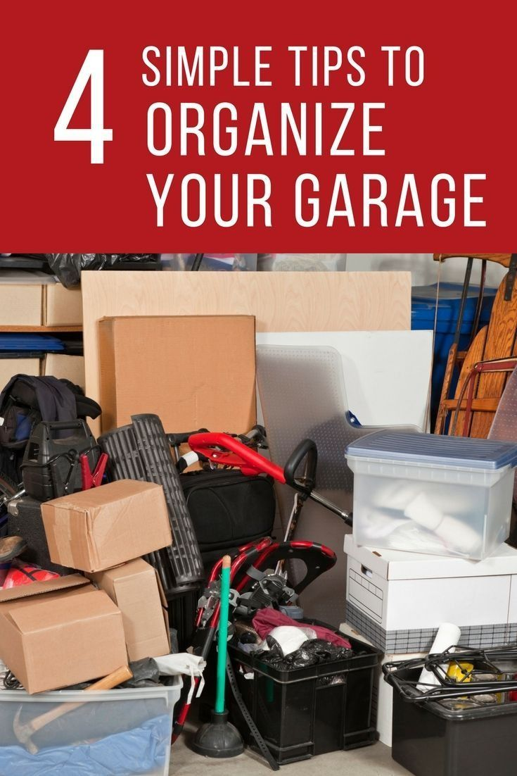 get it together in the garage you ll have a functioning on attractive garage storages ideas to organize your garage get these few tips id=65865