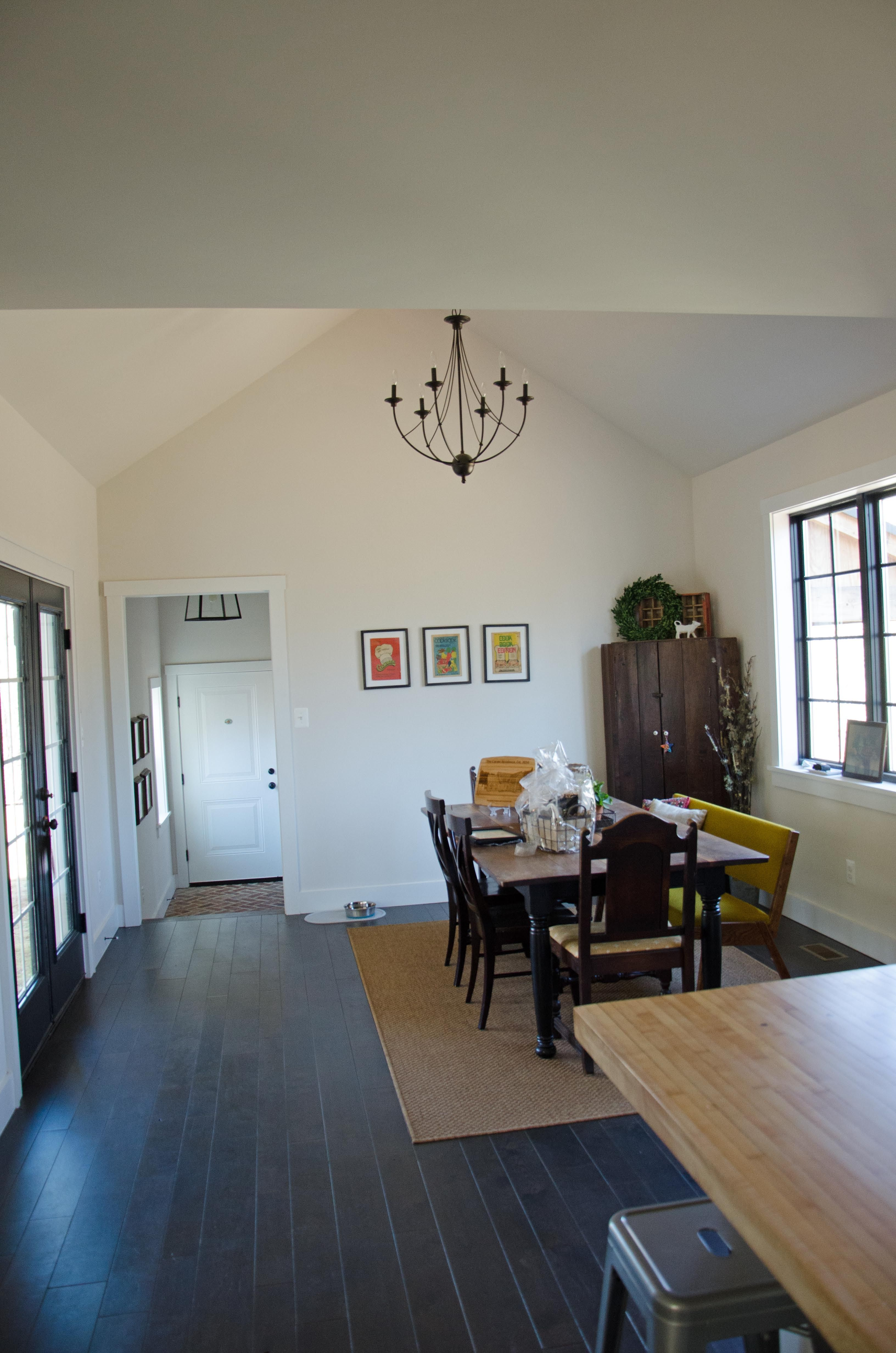 Eat In Kitchen Adjoining Dining Area