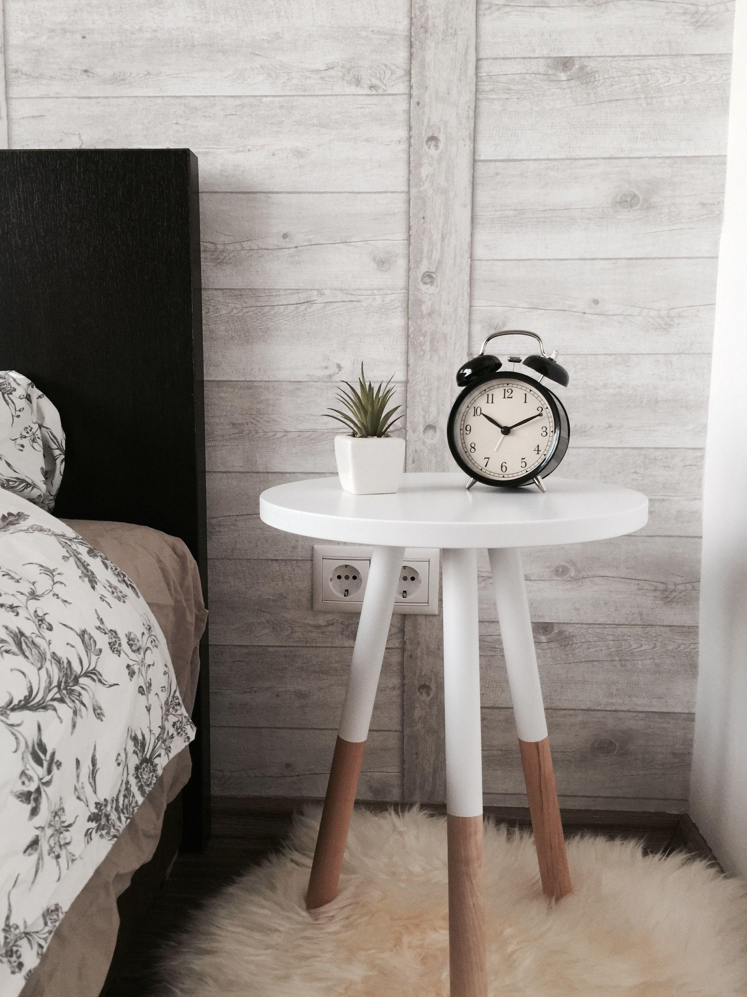 Papier peint effet trompe l 39 oeil mur de bois panneau en - Papier peint trompe l oeil pour chambre adulte ...
