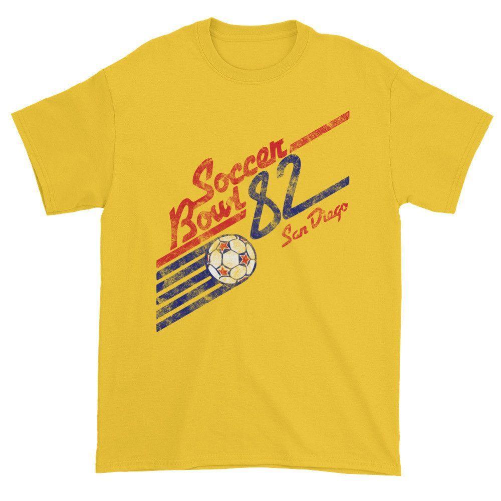 Soccer Bowl '82 Short sleeve t-shirt