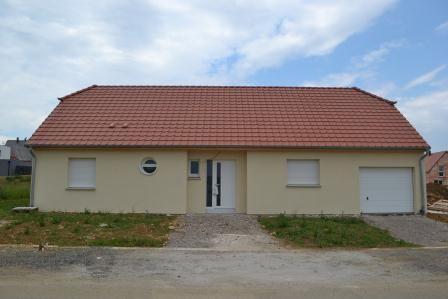 Construction de maison de plain-pied à Wasselonne, constructeur de ...