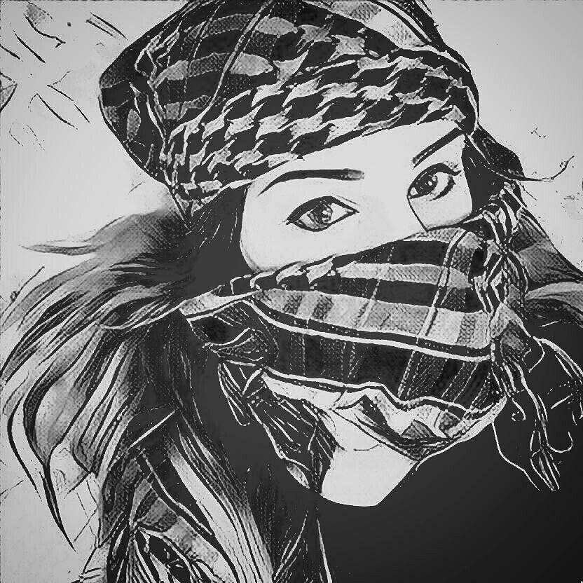 Pin By Na Dia On Hijab Cartoons Dp Girl Cartoon Girls Dp