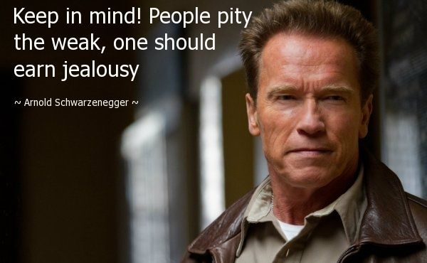Arnold Schwarzenegger Quotes Amazing Arnold Schwarzenegger Quotes  Actors Quotes  Actress Quotes . 2017