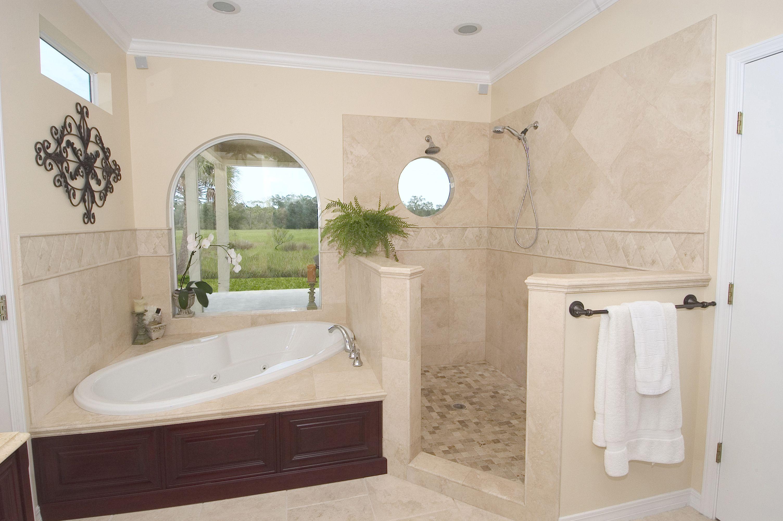 Master Bathroom Photos Gallery Bhi Construction Group Llc Bathrooms Master Bath Room A Traditional Bathroom Tile Travertine Bathroom Traditional Bathroom