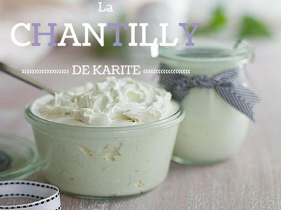 Chantilly de karit recette divers chantilly de karit karite et recette cosm tique maison - Faire de la chantilly maison ...