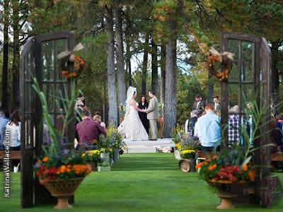 Forest Highlands Golf Club Flagstaff Arizona Wedding Venues 3