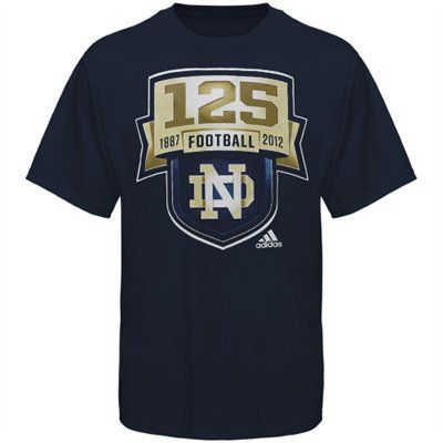 125 years of Notre Dame football.