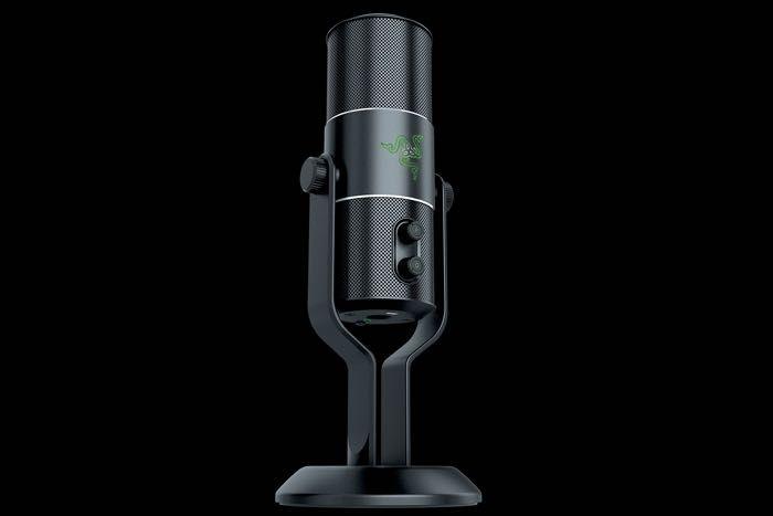 Razer Seiren Digital Microphone Launched Technutty Uk Gaming Microphone Razer Microphone