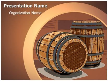 Download winery wine barrel powerpoint template for your download winery wine barrel powerpoint template for your upcoming powerpoint presentation and attract your viewers this winery wine barrel ppt toneelgroepblik Images