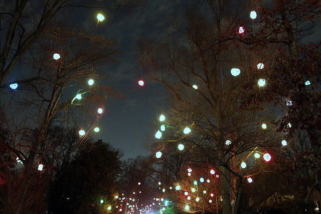 greensboro light balls ball lights