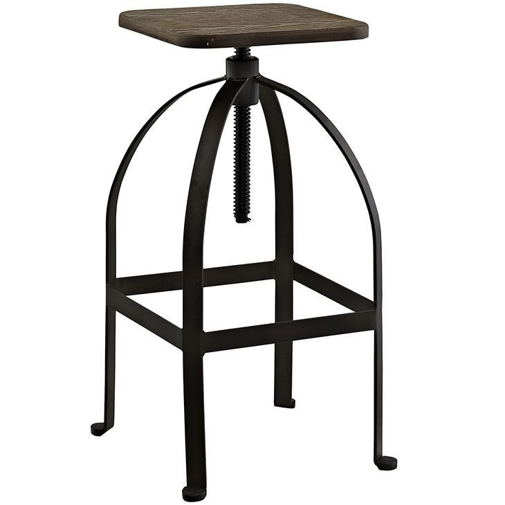 Phenomenal Pointe Industrial Bar Stool Products Bar Stools Andrewgaddart Wooden Chair Designs For Living Room Andrewgaddartcom