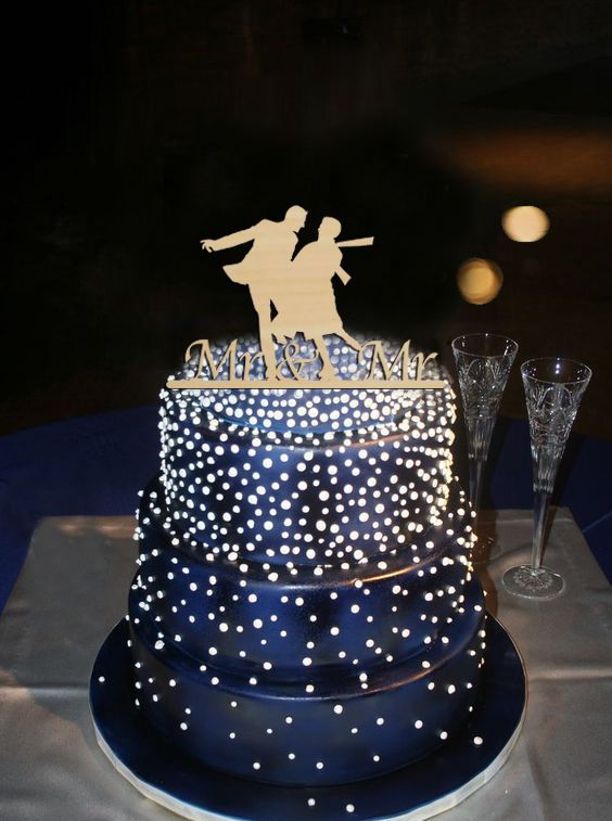 Acrylic Bride /& Groom And Cat Acrylic Wedding Cake Topper Decoration /& Keepsake