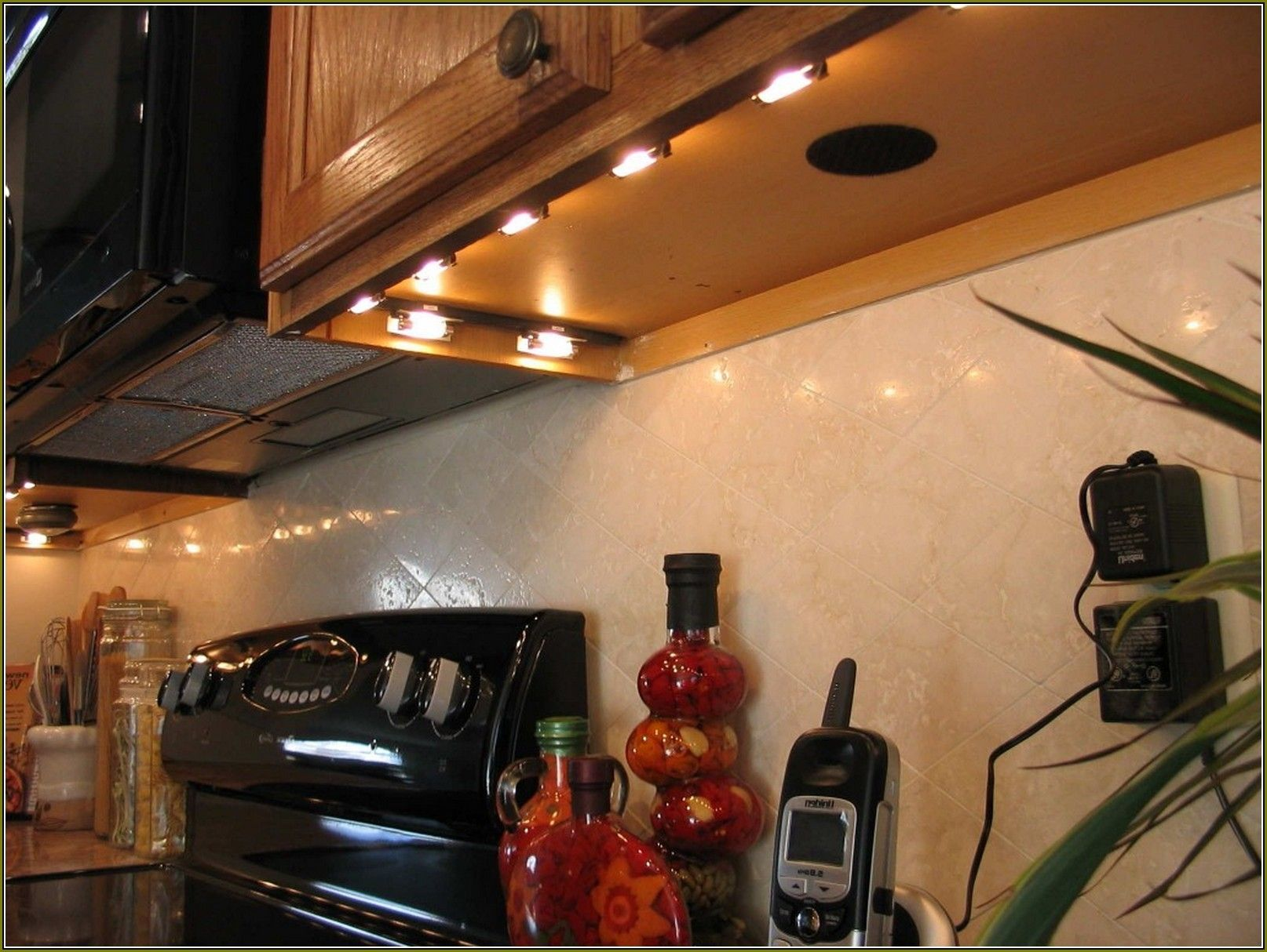 Charmant The Amazing Direct Wire Led Under Cabinet Lighting Dimmable Intended For  Your Property