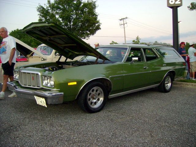 1975 Ford Gran Torino Stationwagon I Purchased Used And Loved It