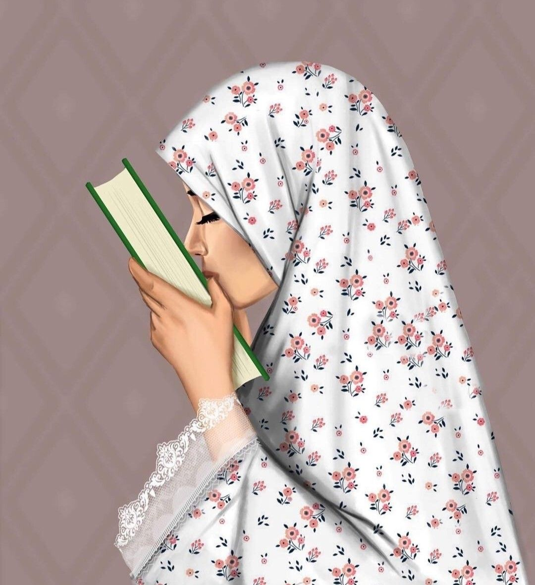 Image Discovered By Naina Find Images And Videos About Art Drawing And Islam On We Heart It The App To In 2021 Islamic Girl Hijab Fashion Inspiration Muslim Girls