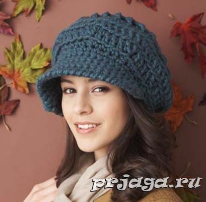 Женские шапки крючком | Вязание | Pinterest