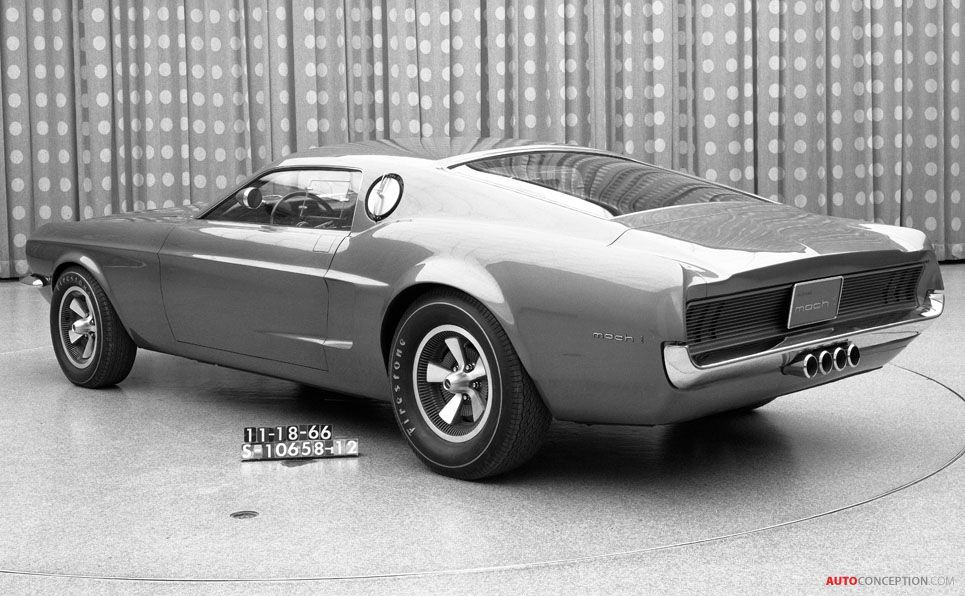 Ford Mustang Retrospective Part I 1966 Mach I Concept Mustangclassiccars 1966 Ford Mustang Ford Mustang Mustang Mach 1