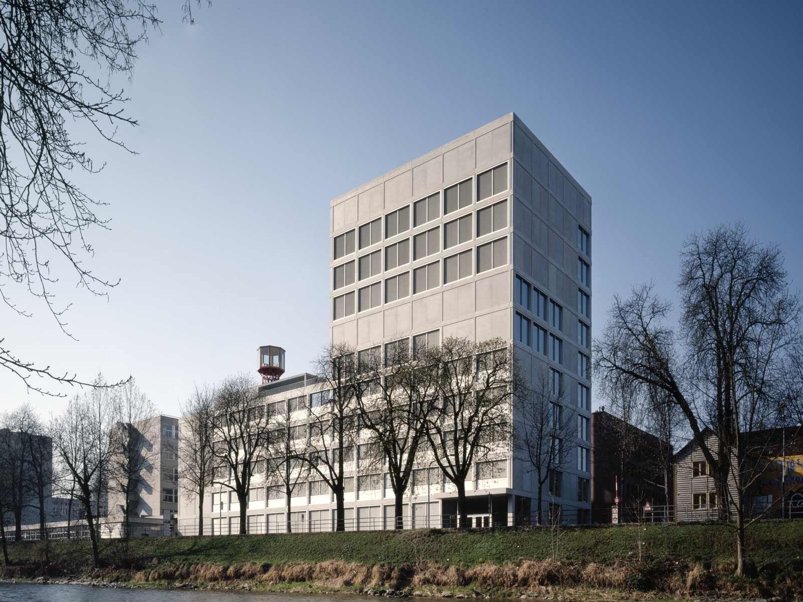 Stuecheli Architekten, Berufsfachschule