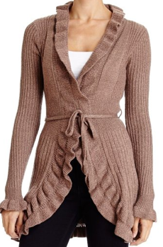 Ruffle-Cardigan-Sweater.png | cute clothes | Pinterest | Long ...