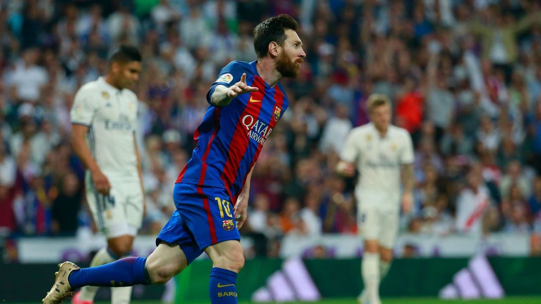 Download Real Madrid Vs Barcelona 2 3 2017 All Goals Highlights 3gp Mp4 Lionel Messi Messi La Liga