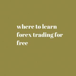 Pin by carollope on forex trader Learn forex trading