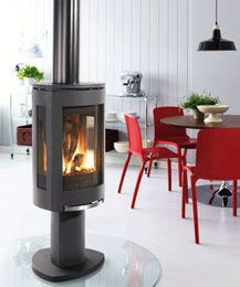 modern gas stove fireplace. Jotul Gas Stove - For The Family/meals AreaMight Have To. FireplacesModern Modern Fireplace