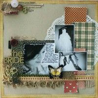 A Project by Yvonneyam from our Scrapbooking Gallery originally submitted 04/18/12 at 04:20 AM
