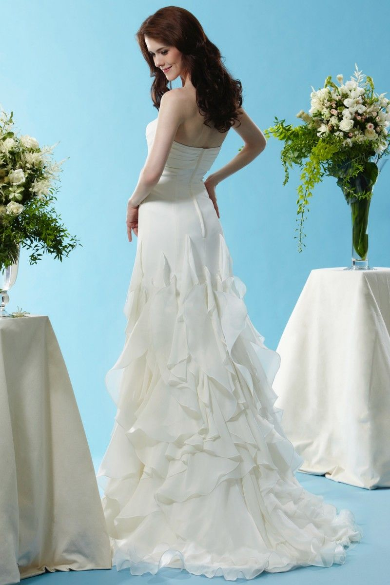 Style * SL066 * » Wedding Dresses » Silver Label 2015 Spring ...