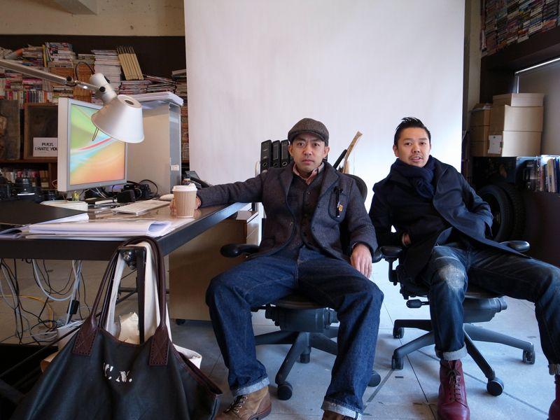 Nigo & Tetsu Nishiyama | 映畫 ファッション, ファッション, ブログ